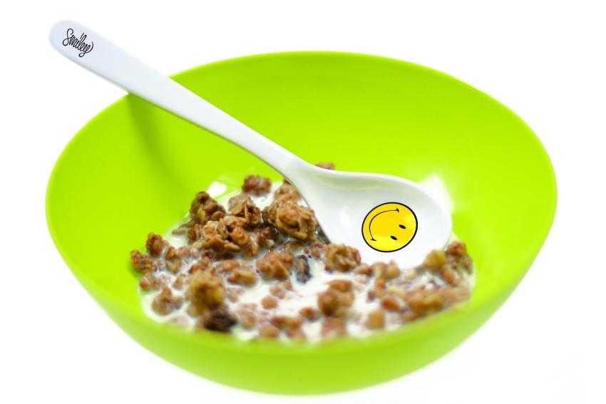 Frühstücksset Smiley von zak!Designs